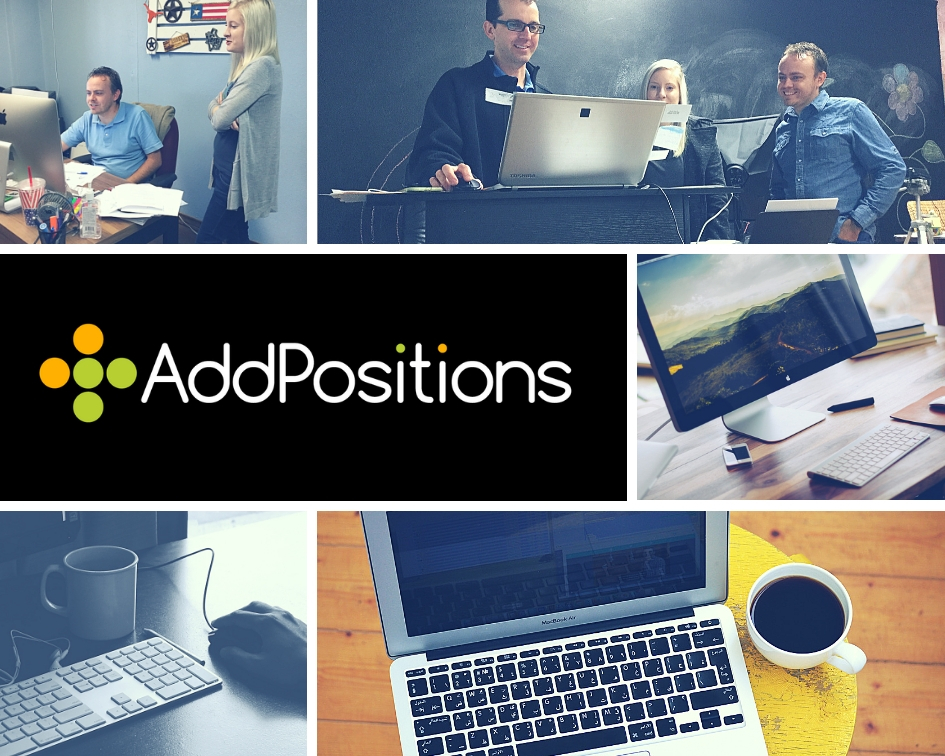 Add Positions Link Building Services Collage