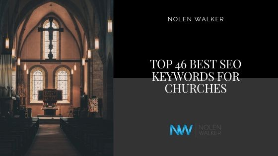 Church SEO Keywords Cover