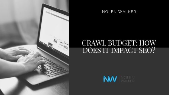 Crawl Budget (Blog Cover)