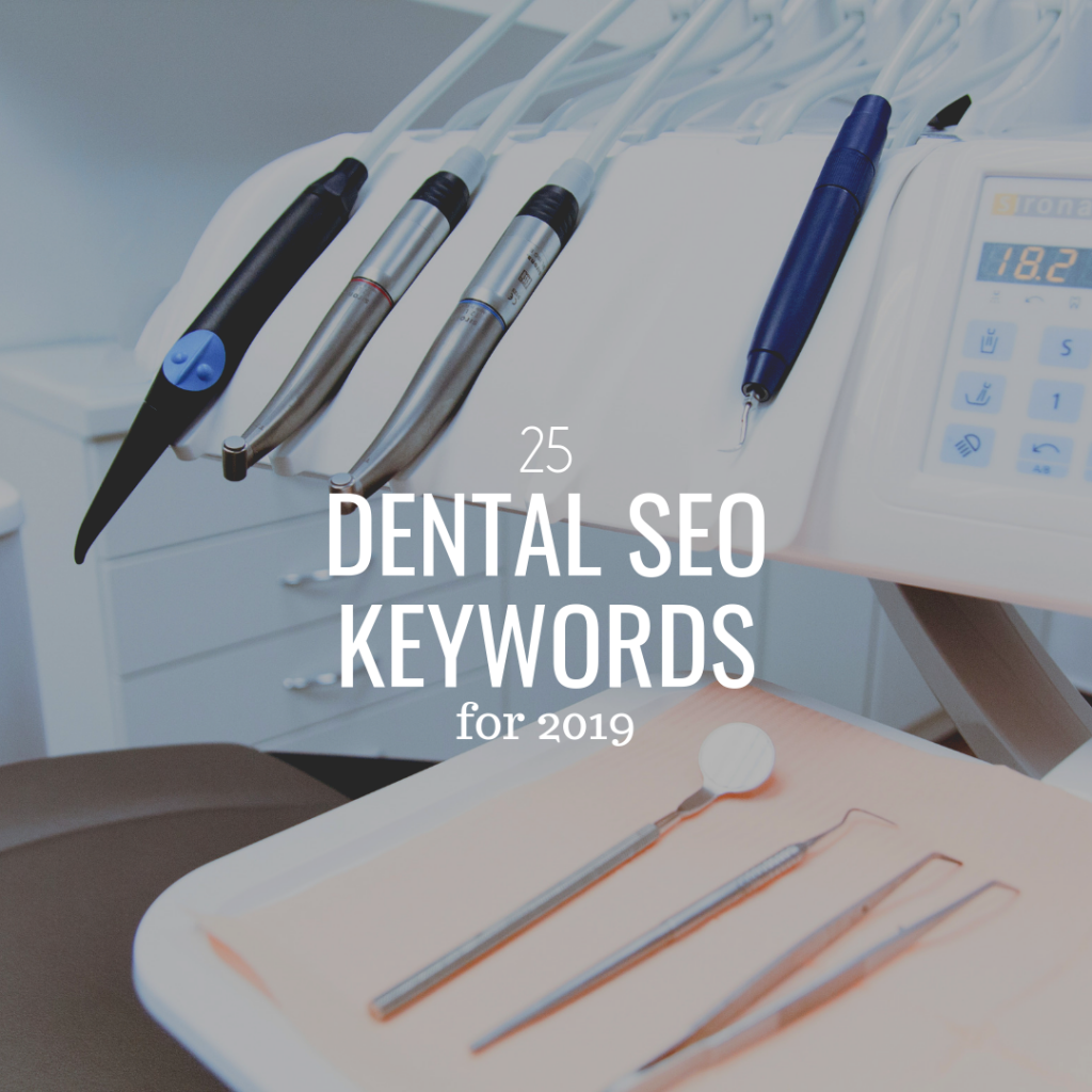 Dental SEO Keywords Article Cover