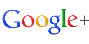 Picture of google plus logo