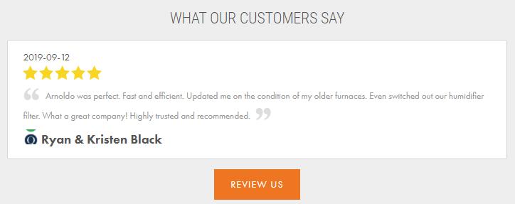 Web Design Utilizing Integrated Reviews