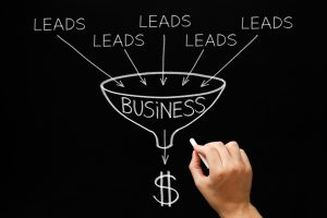 Digital Lead Generation Graphic