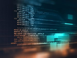 Locksmith Website Showing HTML Code