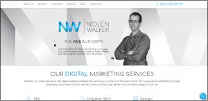 Desktop View for Nolen Walker