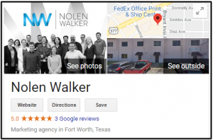 Nolen Walker Reviews on Google