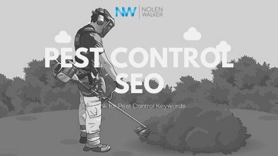Pest Control SEO