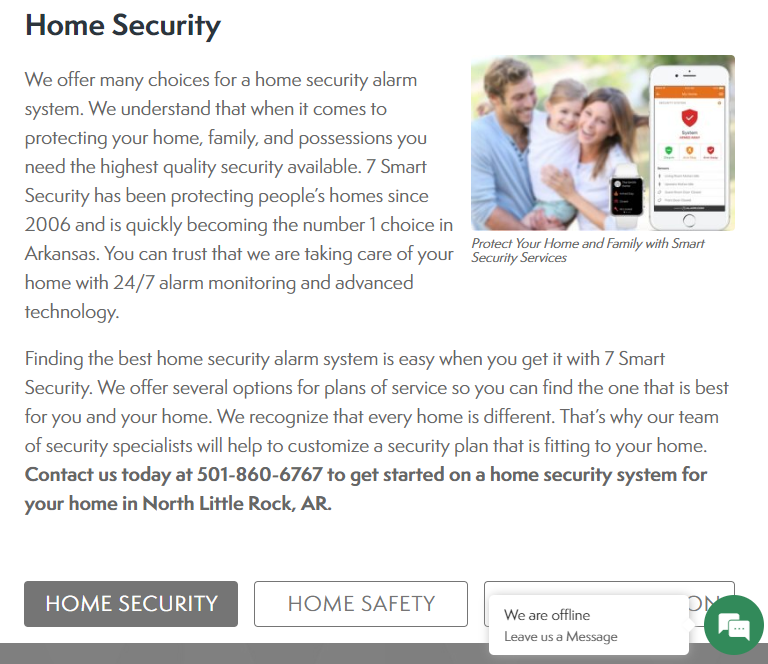 Home Security SEO Through Keyword Localization