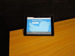 Twitter Tablet
