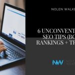 Unconventional SEO Blog Cover
