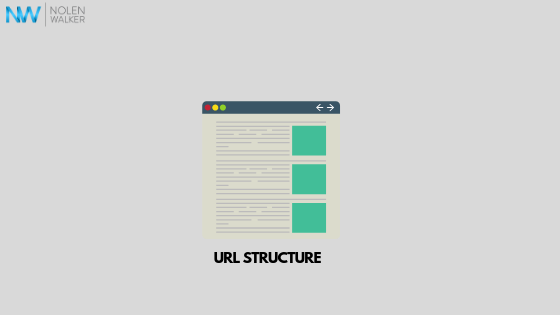 URL Structure Graphic